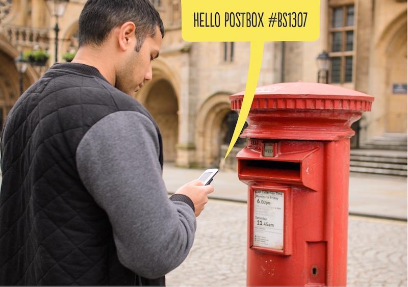 hello post box
